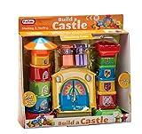 Fun Time Build A Castle Toy (multi-colour)