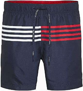 Tommy Hilfiger UM0UM00665 416 Medium Drawstring Boxer Navy