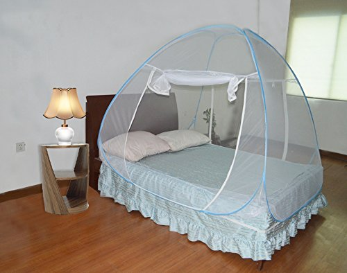 ASP Healthcare Double Bed Folding Mosquito Net