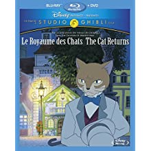 The Cat Returns [Blu-ray]