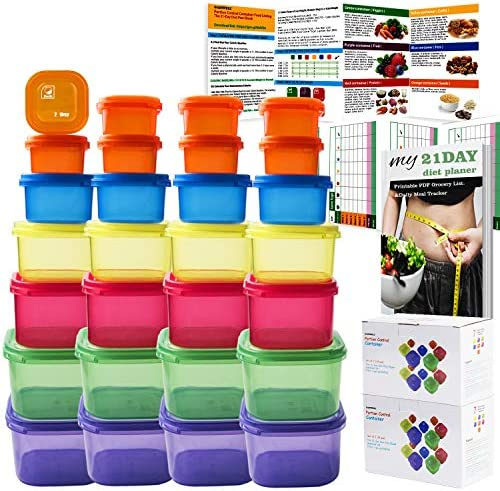 GAINWELL Day Portion Control Container product image