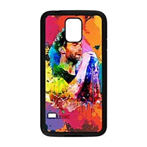 Customize Popular Singer Adam Levine Back Cover Case for Samsung Galaxy S5