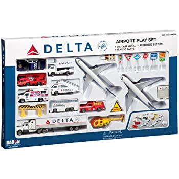Amazon Com Daron Southwest Airlines Airport Playset Toys