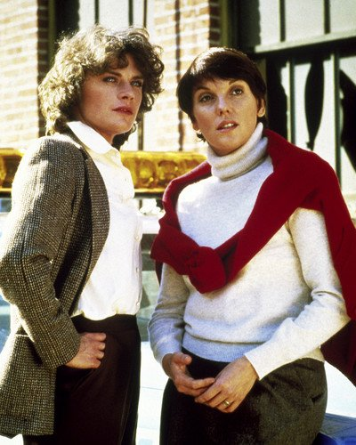 Tyne Daly and Meg Foster in Cagney & Lacey First Season 8x10 Publicity ()