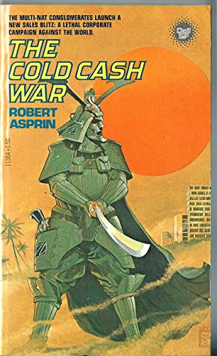 book cover of The Cold Cash War
