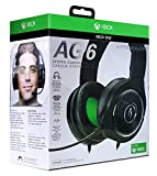 PDP Xbox One Afterglow AG 6 Wired Gaming Headset, 048-103-NA-BK Review