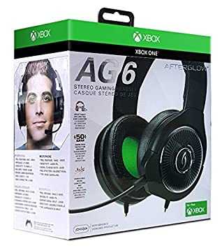 Afterglow AG 6 Wired Gaming Headset - 048-103-EU-BK (Xbox One ... 2943c3543a843