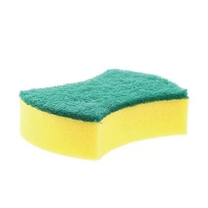 Amazon.com : Jeeke Sponge Brush, Nano Emery Kitchen Brush ...