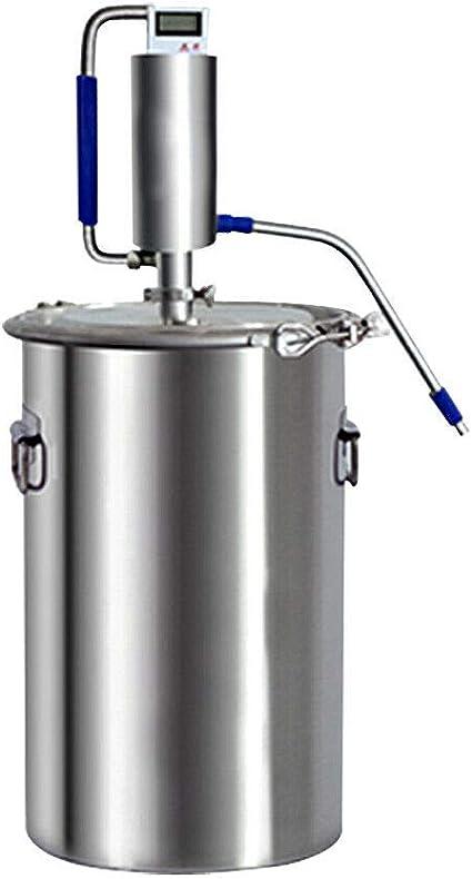 30L Edelstahl Destillieranlage Alkohol Wasser Destille