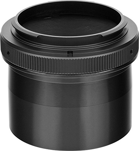 Orion 05641 Superwide 2'' Prime Focus Adapter for Nikon Cameras, Black by ORION