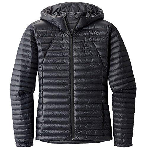 Black Diamond Forge Jacket Women black Size L 2018 winter jacket