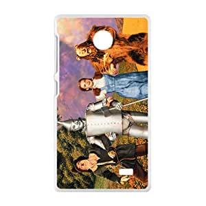 Hope-Store Emerald City Cell Phone Case for Nokia Lumia X