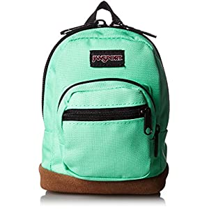 JANSPORT RIGHT POUCH SEAFOAM GREEN BACKPACK