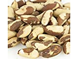 Brazil Nuts, Raw, Shelled, 44# Bulk