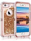 Best Iphone 6 Plus Cases For Men - iPhone 6S Plus Case, Coolden Bling Glitter Liquid Review