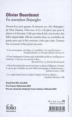En Attendant Bojangles Folio Amazones Olivier Bourdeaut