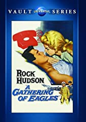 A Gathering of Eagles soars as one of the greatest military films in Hollywood history, starring Rock Hudson and produced with the complete cooperation of the United States Air Force. The United States military must be in a constant state of ...