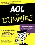 AOL for Dummies, John Kaufeld, 0764524488