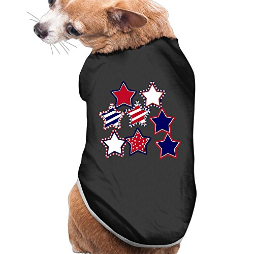 [Dog Clothes Patriot Day Dog Jackets Costumes Soft And Warm 100% Polyester Fiber Dog Coats Pet] (Welcome To The Black Parade Costume)