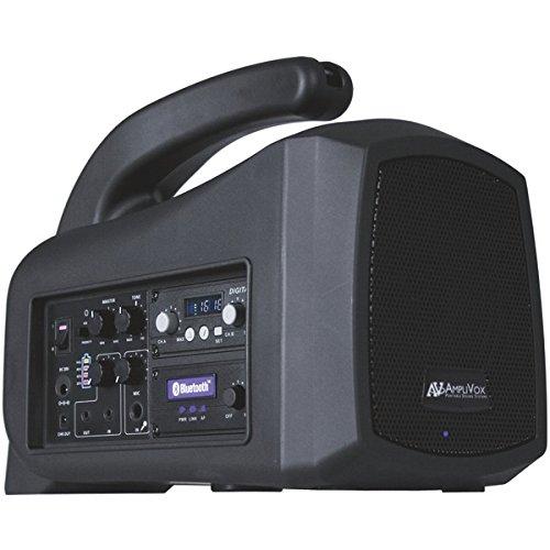 Amplivox SW320 Mity-Lite Plus Portable PA