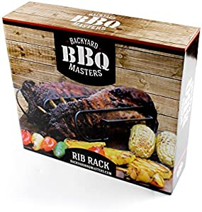 Win A Free Backyard BBQ Masters Rib Rack