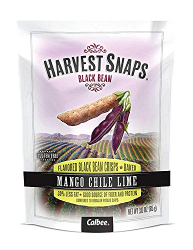 Harvest Snaps Mango Chile Lime (Pack of 3)