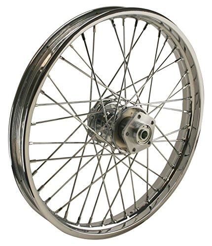 Ultima Complete Chrome 40 Spoke Wheel 21