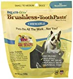 Ark Naturals Brushless Toothpaste for Small/Medium Dogs, 12 oz (Pack Of 6)