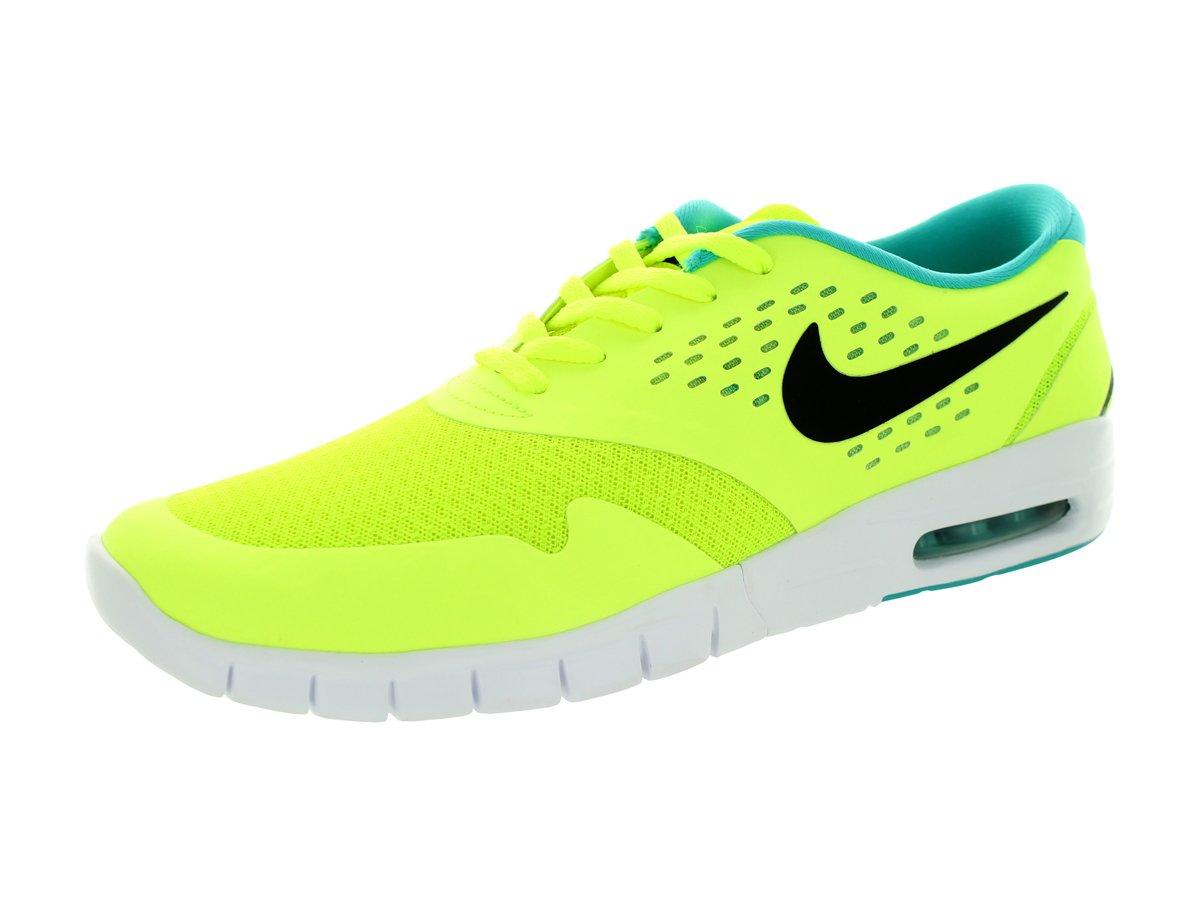 Nike Herren Eric Koston 2 Max Skaterschuhe, Rot, Talla  44 EU|volt/black/dusty cactus