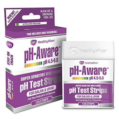pH Test Strips 120ct