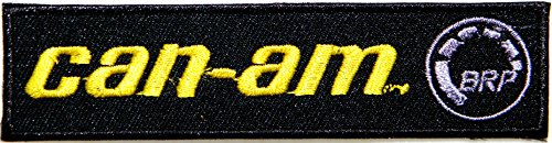 can am Spyder 3 Wheels Motorcycle Logo Sign Biker Racing Patch Sew Iron on Applique Embroidered T shirt Jacket Custom Gift BY SURAPAN