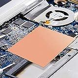 MHUI Copper Sheet Metal 99.9% Pure Cu Foil Plate
