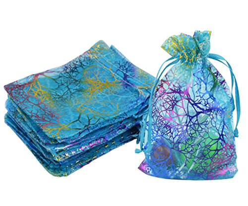 Decorative Organza Bags - 5