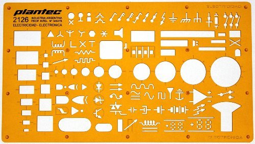 Electrical And Electronic Installation Symbols Drawing