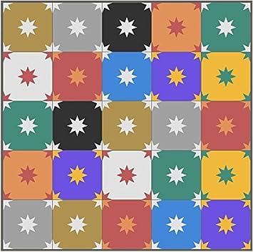 Zementfliesen Patchwork 1m bunte ornament zementfliesen patchwork pw 960