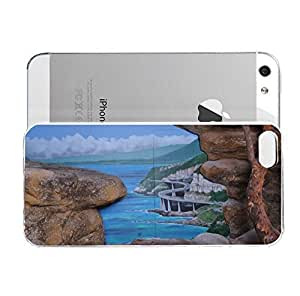 iPhone 5 case iPhone 5S Case SaaClitfBridqe Artists Bring SaaClitfBridqe To Symbio Illawarra Mercury beautiful design cover case.