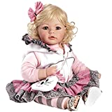 "Adora Toddler The Cat's Meow 20"" Girl Weighted Doll Gift Set for Children"
