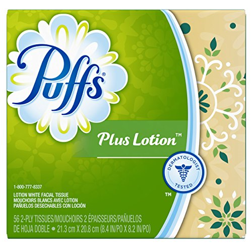 Puffs Cube Plus Tissues box product image