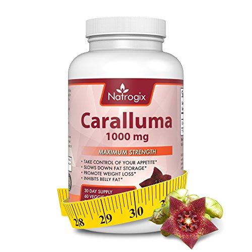 Natrogix Caralluma Fimbriata Support Supplements