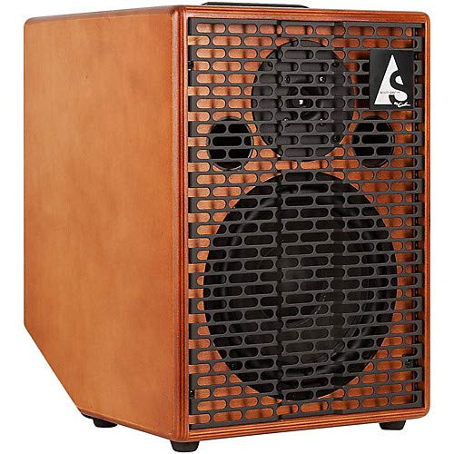 Acoustic Solutions ASG150 1x8 150W Acoustic Guitar Combo Amp Wood Finish