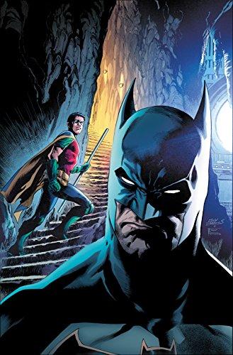 Batman - Detective Comics: The Rebirth Deluxe Edition Book 4