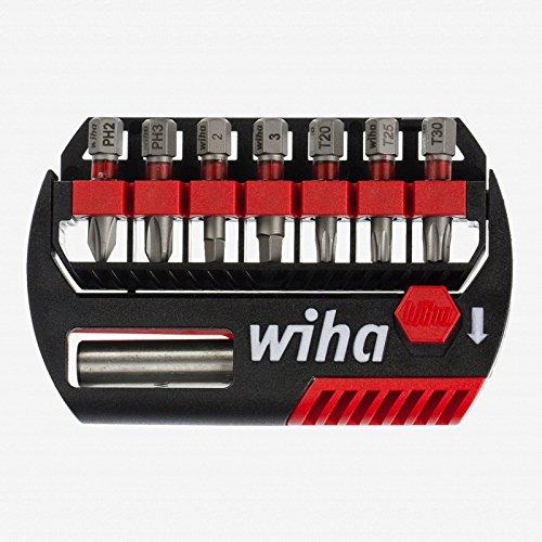Wiha 76892 Terminator Impact Power Bit Buddy Set, Square and