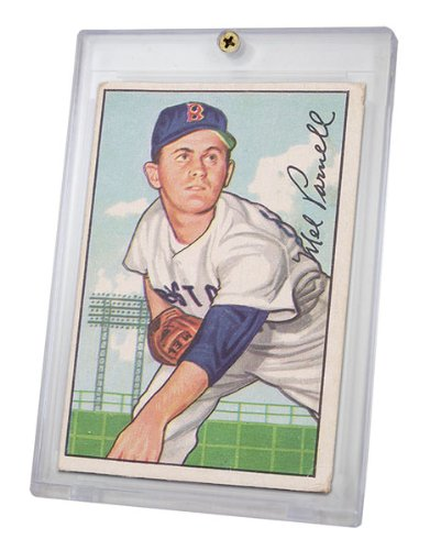 1 (One) Pro-Mold 1952-1956 Topps 1-Screw Holder (Vintage Baseball Card Display ()