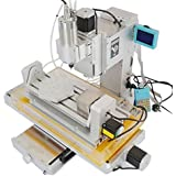GOWE 5 Axis CNC Router Engraver CNC , Column Type CNC Milling Machine with Ball Screw, 110/220V