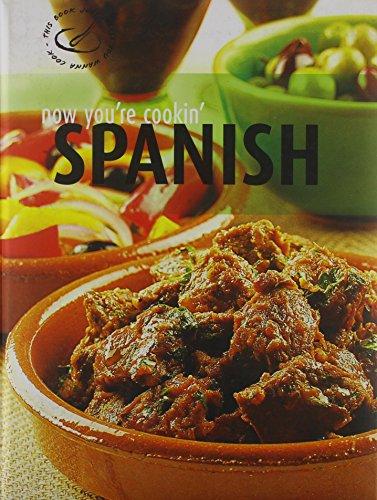 Spanish (Creative Cooking series) - R & R Publishing