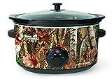 camo cooker - Open Country SC-8017 Slow Cooker, 8 quart, Woodland Birch Camo