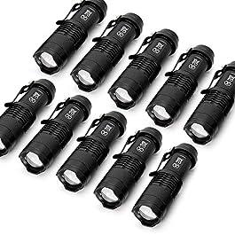 BL-FL Handheld UV Black Light Fluorescent Fixture with LED Flashlight SOS Supply
