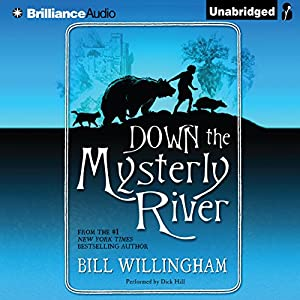 Down the Mysterly River Audiobook