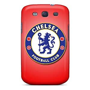 Snap-on Chelsea Fc Cases Covers Skin Compatible With Galaxy S3