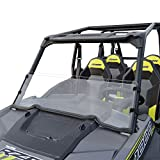 Polaris RZR 1000 Half Fixed UTV Scratch Resistant Windshield (2015 & Newer 900).The Ultimate in Side By Side Versatility!Premium polycarbonate w/ Hard Coatmade in America!!